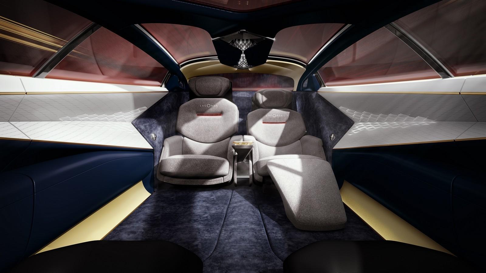Foto de Lagonda Vision Concept (19/23)