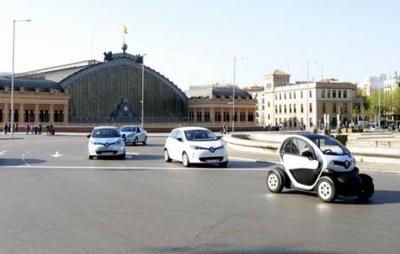 Madrid ha respirado algo mejor el fin de semana con los 12.000 visitantes a la Feria del Vehículo Eléctrico