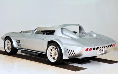 El Chevrolet Corvette Grand Sport Replica de 'Fast Five', a subasta