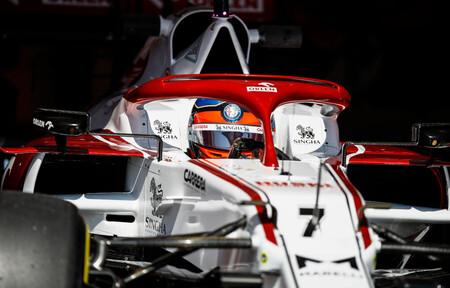 Raikkonen Alfa Romeo F1 2021