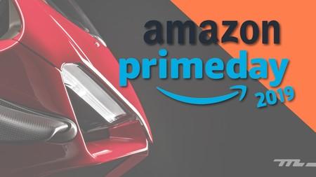 Amazon Prime Day 2019: las mejores ofertas en equipamiento y accesorios de moto