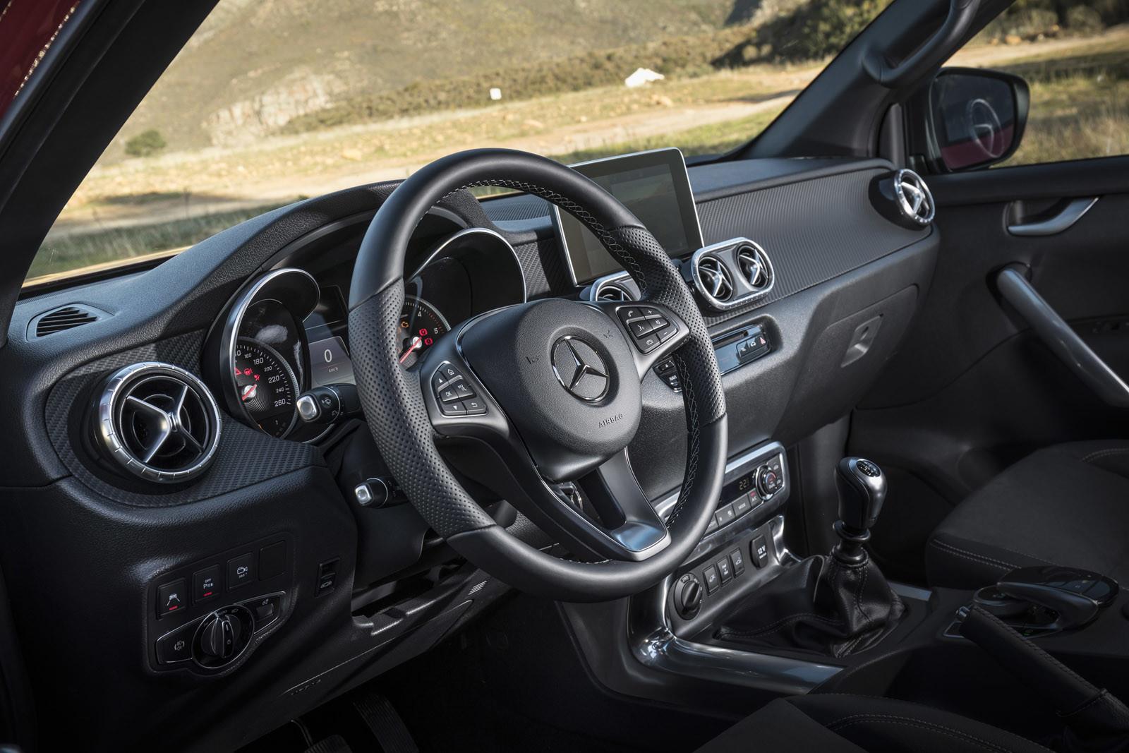 Foto de Mercedes-Benz Clase X, primeras impresiones (53/70)