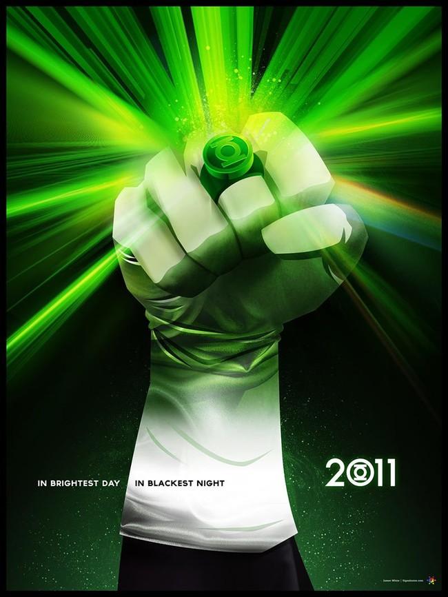 Green Lantern Fan Made