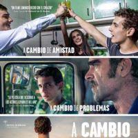 Daniel Guzmán y su 'A cambio de nada' arrasan en el 18º Festival de Málaga