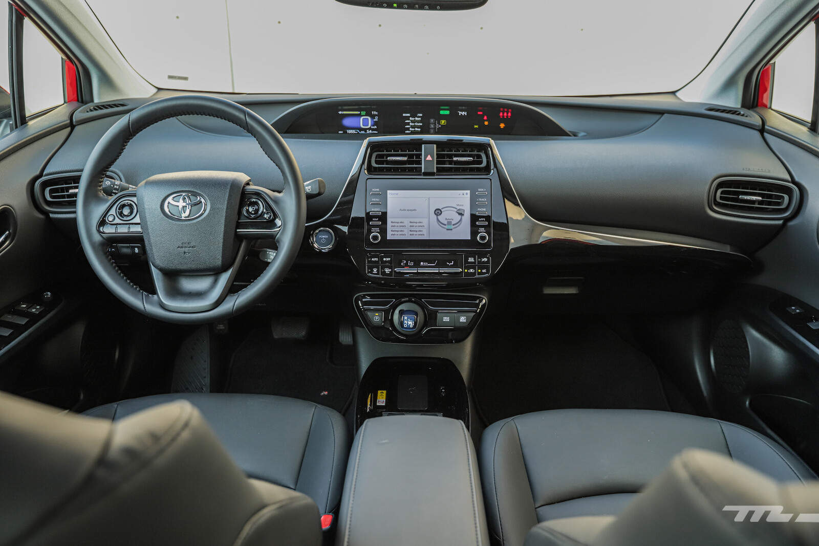 Foto de Toyota Prius 2021 (19/29)