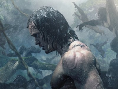 'La leyenda de Tarzán', nuevo tráiler de la adaptación con Alexander Skarsgard y Margot Robbie