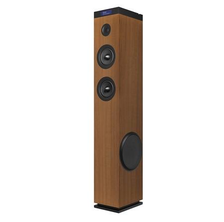 La torre de sonido Energy Sistem Tower 8 g2 Wood de 120 W está rebajada a 119 euros en Amazon