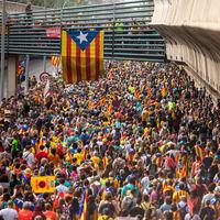"""¿Es ilegal la huelga general de hoy en Cataluña? Qué dice la ley sobre los paros """"políticos"""""""
