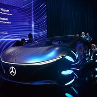 Mercedes-Benz Vision AVTR Concept, la película de Avatar sirve de inspiración para crear este prototipo