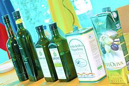 La cata de aceite de oliva