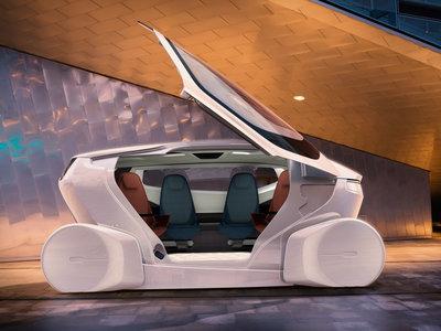NEVS InMotion concept nos dice cómo serán los coches autónomos del futuro