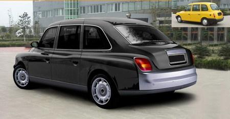 Los Rolls Royce de Geely