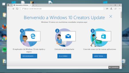 Windows Update en Creators Update se centrará en mejorar las actualizaciones para hacerlas más transparentes