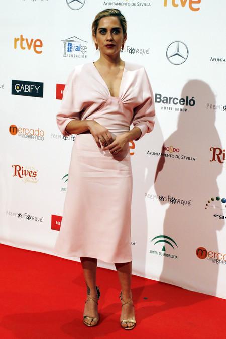 Premios Jose Maria Forque Maria Leon