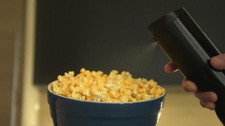 ¿Por qué seguir untando la mantequilla con cuchillo si podemos hacerlo con un espray?