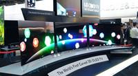 LG nos traerá los primeros televisores con pantallas curvadas durante la segunda mitad del año
