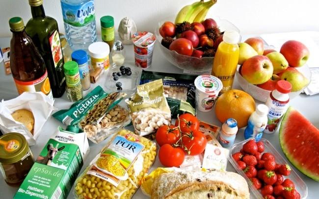 Que comprar en el supermercado para bajar de peso