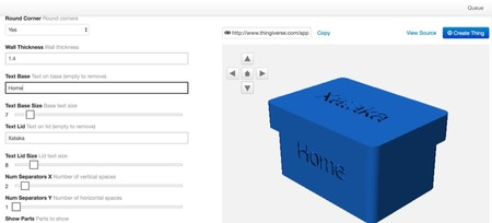 Personalizando nuestra caja