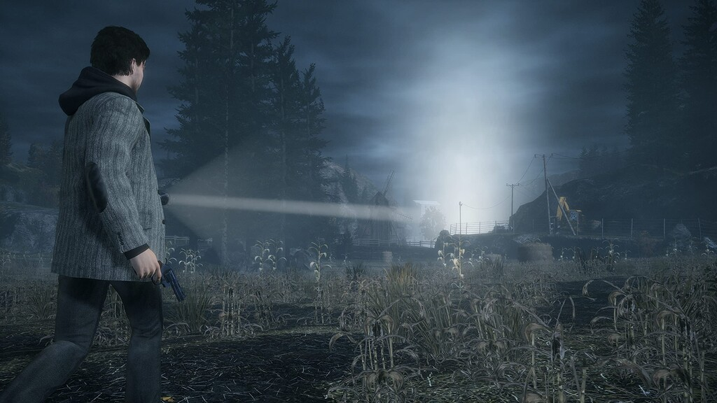 Alan Wake Remastered prescindirá de ray-tracing y HDR en PC, pero hará uso de la tecnología DLSS. Estos serán todos sus requisitos