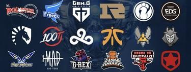 Conoce a los 24 equipos clasificados para los Worlds 2018 de League of Legends