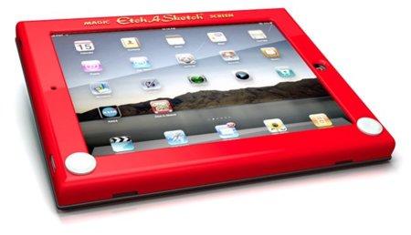 Convierte tu iPad en una pantalla de Telesketch