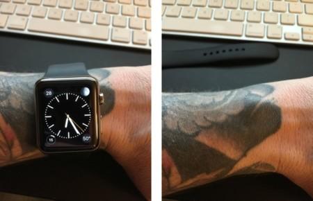 Cuidado con comprar un Apple Watch si tienes el brazo tatuado... Podría no funcionar correctamente