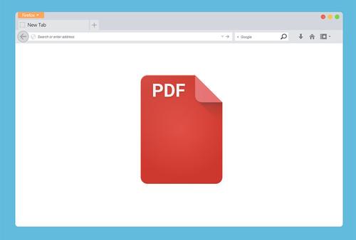 Cómo abrir todos tus archivos PDF con el navegador sin tener que instalar programas adicionales