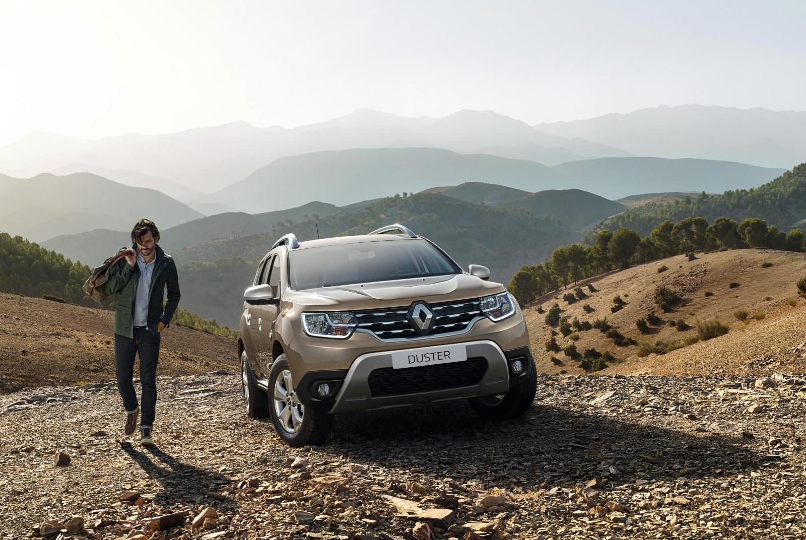Foto de Renault Duster 2019 (2/10)