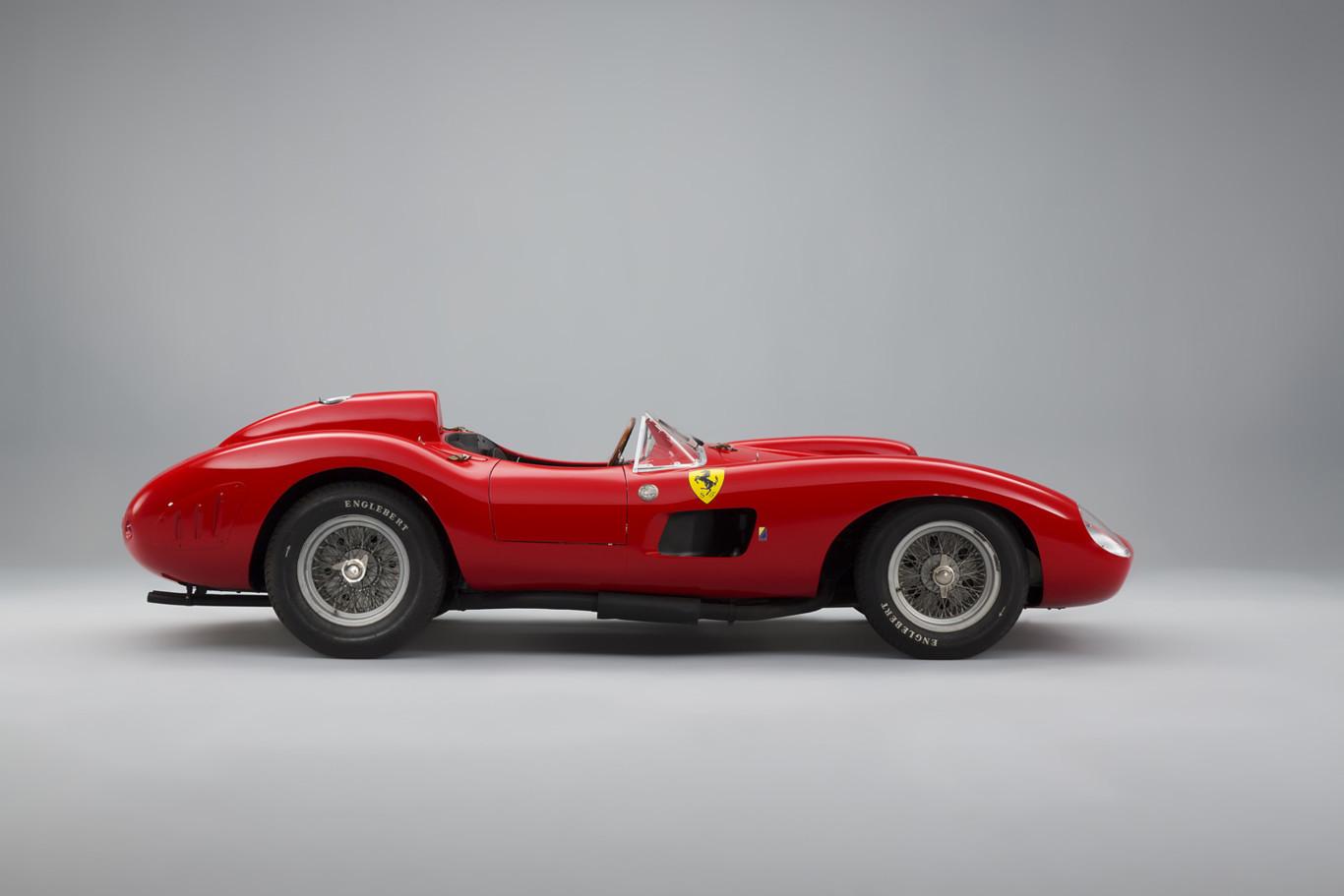 Ferrari 335 Spor Scaglietti 1957