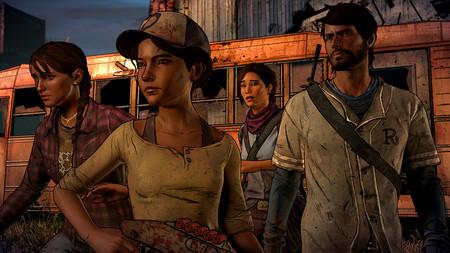 The Walking Dead: A New Frontier nos presenta en un vídeo la historia de los protagonistas