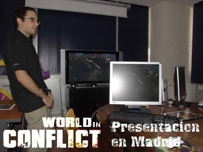 Primeras impresiones de 'World in Conflict'