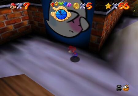 Super Mario 64 Mundo5 Estrella6 01