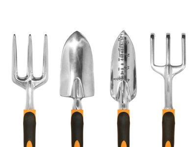 Kit básico de 4 herramientas de aluminio para tu jardín de Gardenhome por sólo 12,99 euros en Amazon