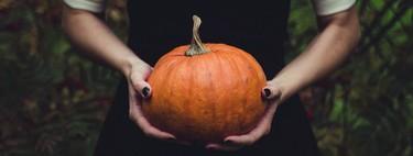 Como crear obras de arte decorando calabazas para Halloween (y qué hacer con los restos)