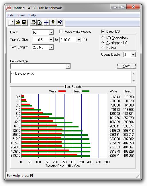 Foto de iKngston HyperX SSD, análisis (10/11)