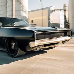 Foto 1 de 26 de la galería speedkore-hellacious-dodge-charger-1968 en Motorpasión México