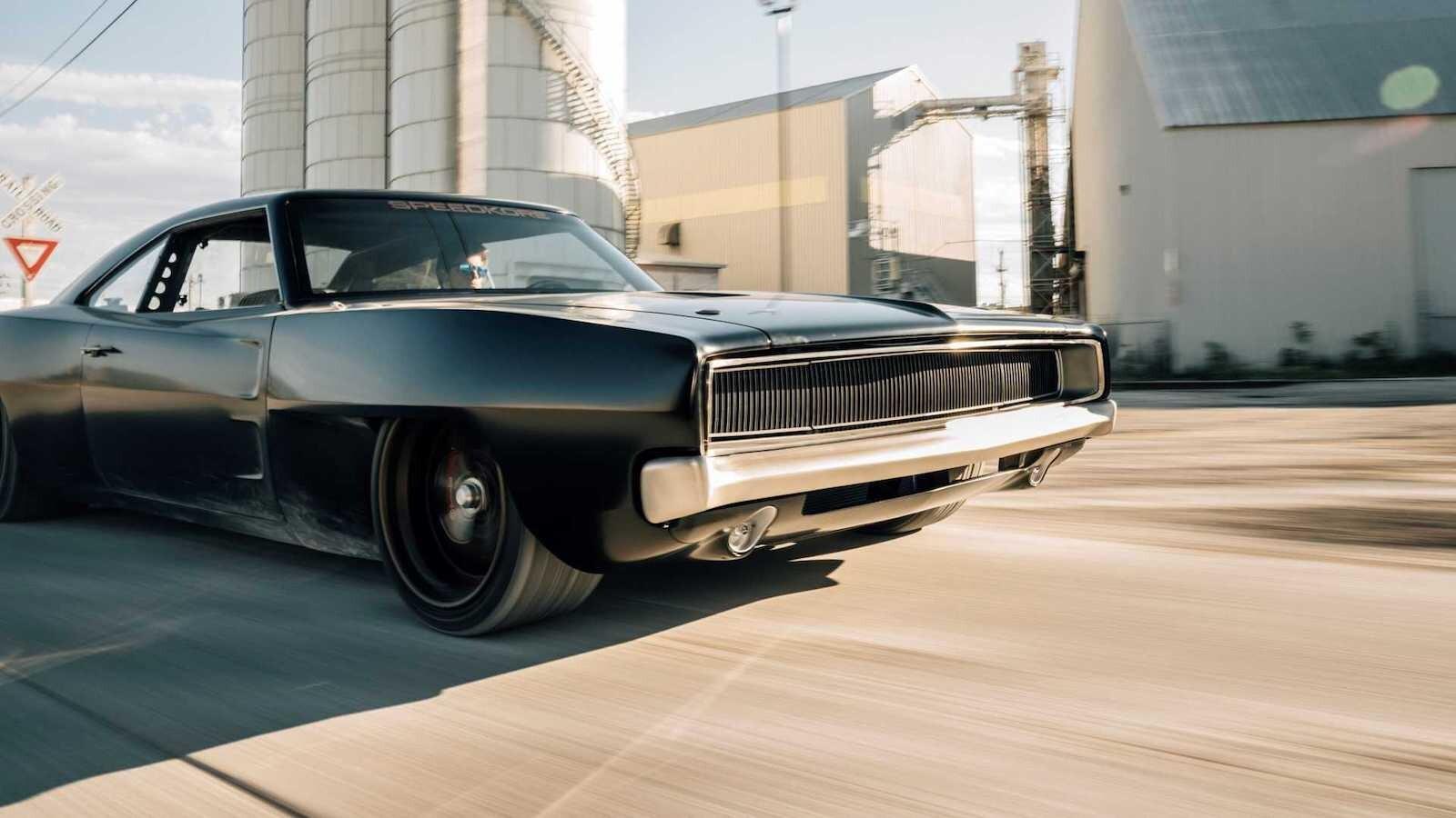 Foto de Speedkore Hellacious Dodge Charger 1968 (1/26)