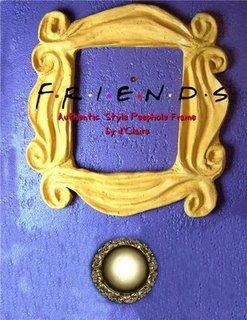 Una puerta como la de Friends