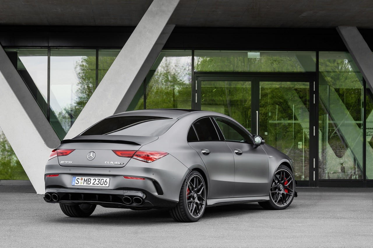 Mercedes-AMG CLA 45 4Matic