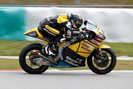 MotoGP Malasia 2013: Thomas Luthi