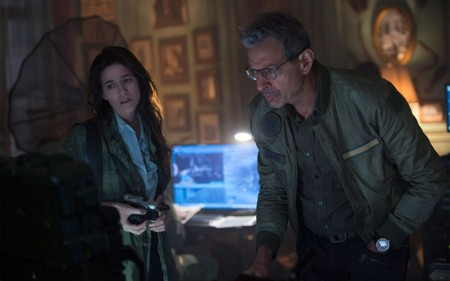 Jeff Goldblum Charlotte Gainsbourg Independence Day Contraataque