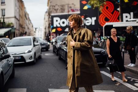 El mejor street style de la semana nos lleva a París y nos demuestra cómo se llevan los abrigos para este otoño