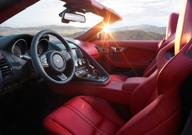 Foto de Jaguar F-Type 2016 (16/19)