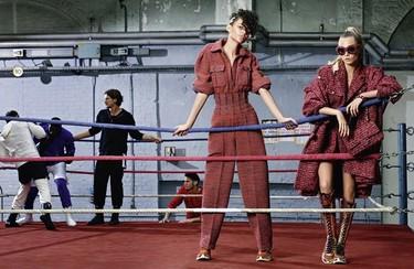 Chanel y Zara TRF comparten gimnasio: ¡round 1!