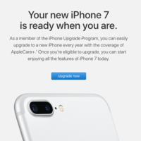 El programa de renovación del iPhone nos dejará cambiar de modelo mediante correo