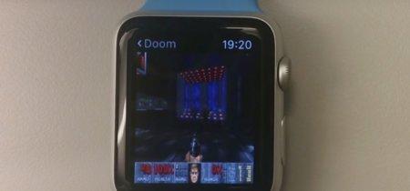 La imagen de la semana: Doom en el nuevo Apple TV y Apple Watch es posible