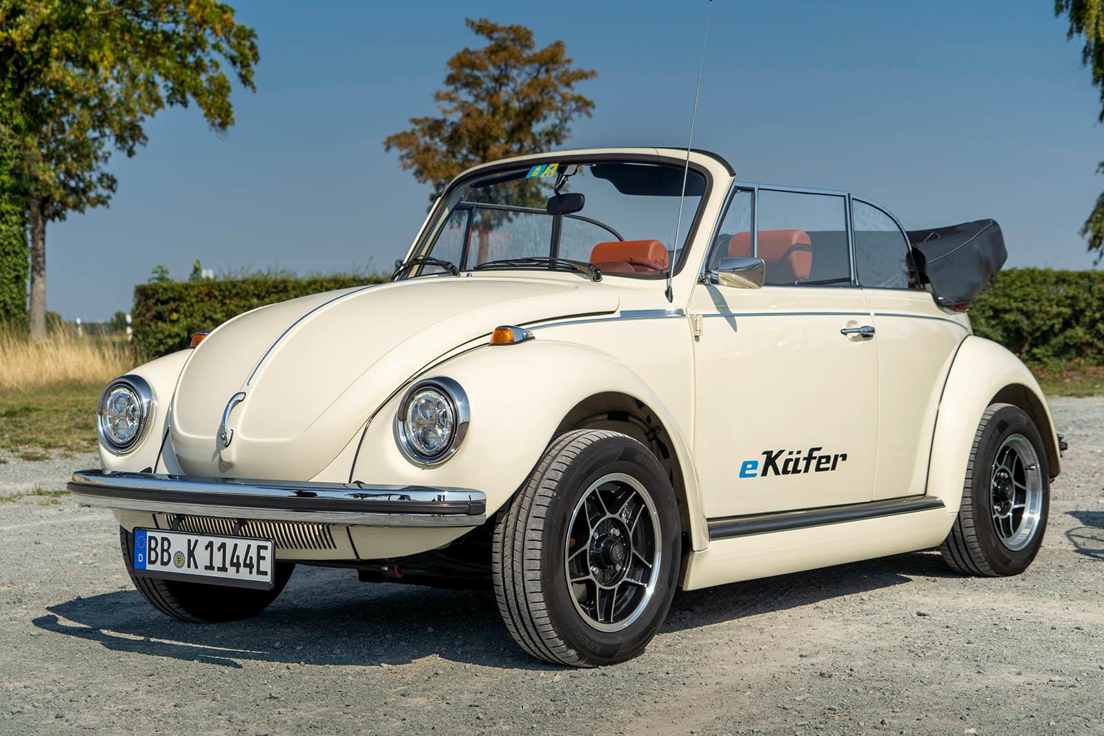 Foto de Volkswagen e-Beetle (9/19)