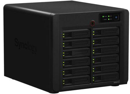 Synology DS2413+ para el auténtico almacenamiento masivo