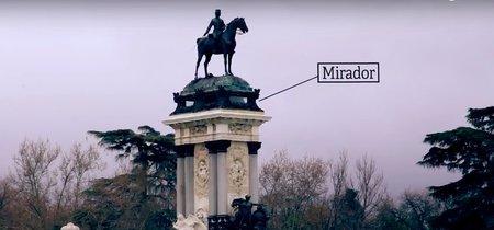 ¿Conoces el mirador panorámico de El Retiro? El secreto del Monumento a Alfonso XII