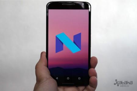 Android Nougat Lanzamiento